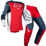2019 Fox PRZM 180 Motocross Gear RED NAVY
